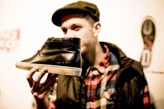 Maestro Knows Shoe 1