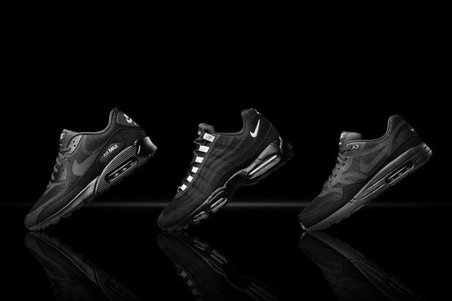 Nike Black Reflective Pack