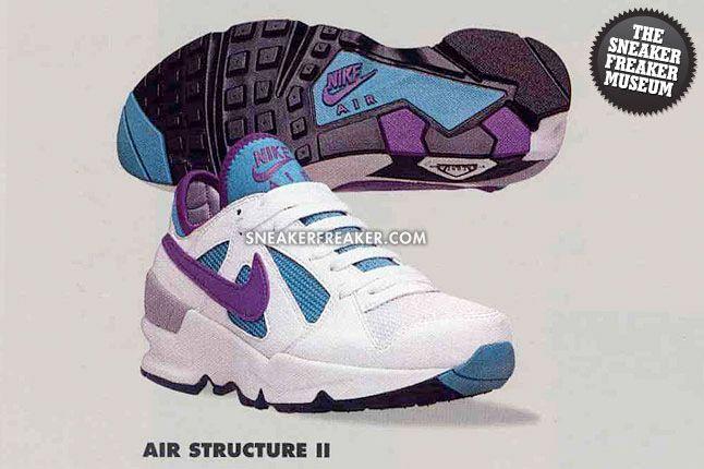 Nike Air Structure Ii 1994 Clear Jade 1