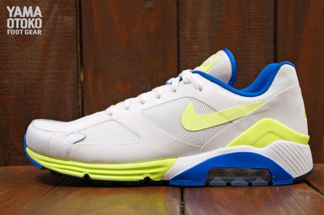Nike Air Max Terra 180 Qs Hot Lime 8