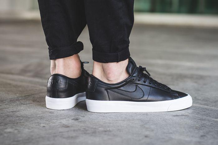 Nike Blazer Low Studio On Foot 2