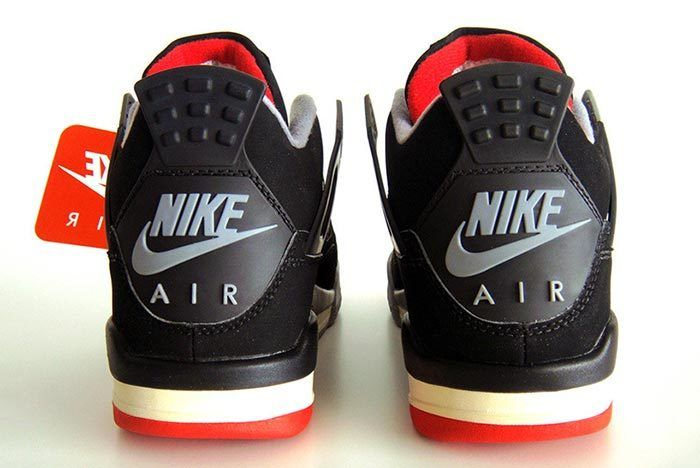 Air Jordan 4 Bred Nike Air 1