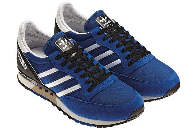Blue Adidas Phantom Quater 1