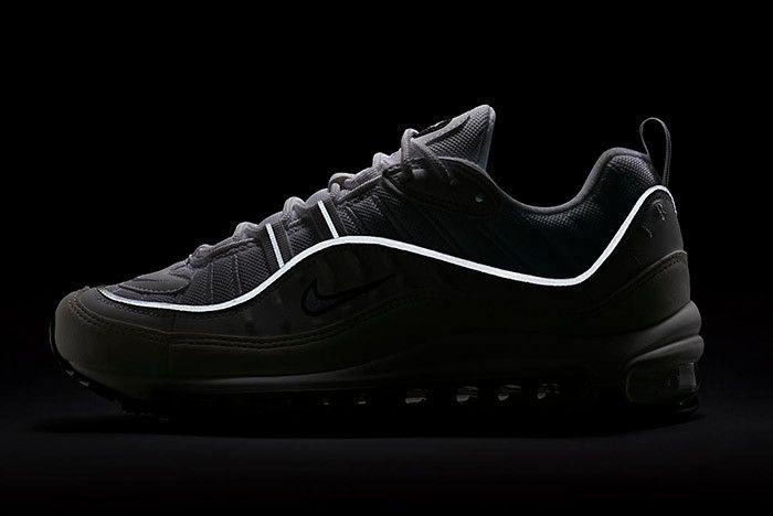 Nike Air Max 98 White 6