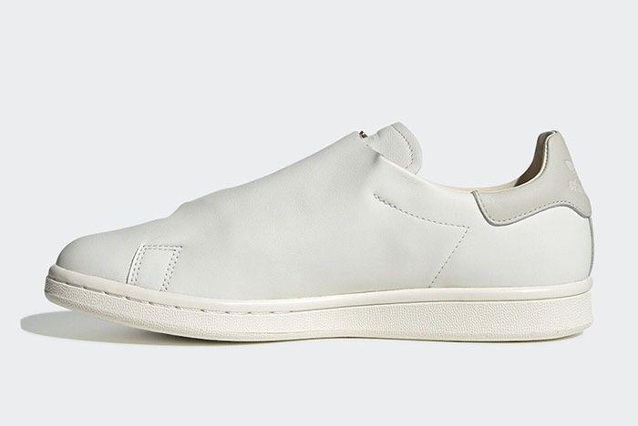 Adidas Stan Smith Buckle Left