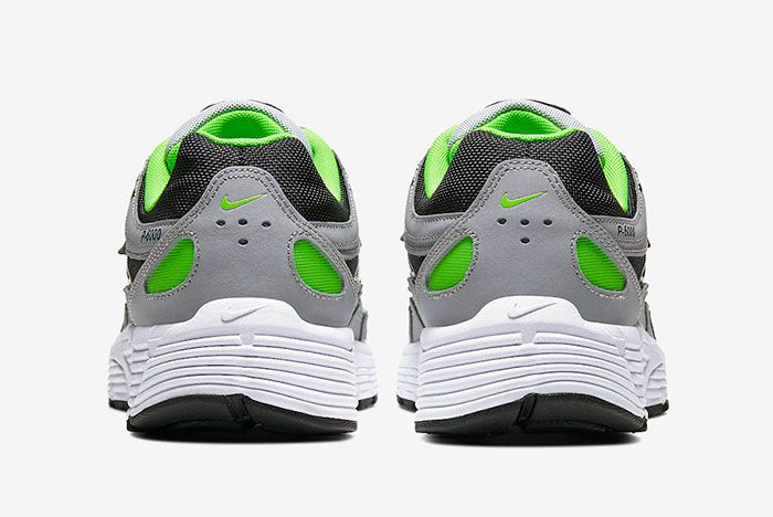 Nike P 6000 Wolf Grey Electric Green Cd6404 005 Release Date 5Official