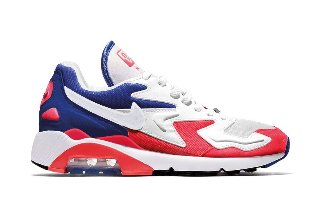 Nike Air Max Fusions Chad Manzo Air 180 Air Max2 Light
