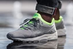 Asics Tiger Gel Kayano Trainer Evo Lime Green Thumb