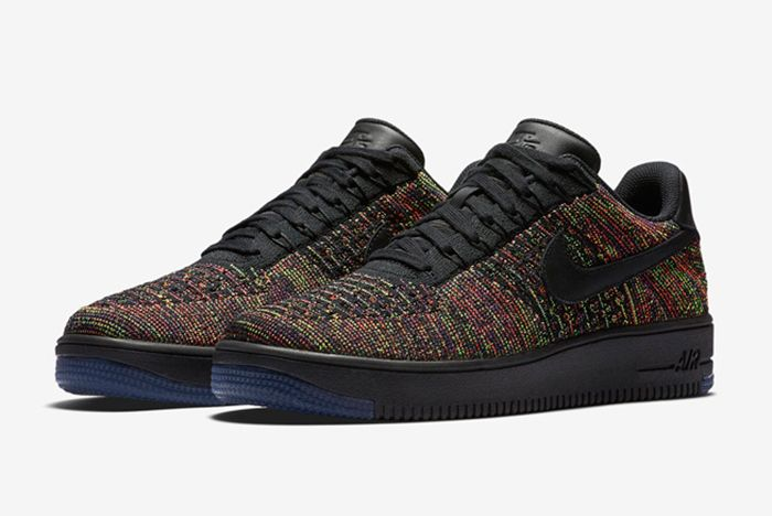 Nike Air Force 1 Low Flyknit Multicolour