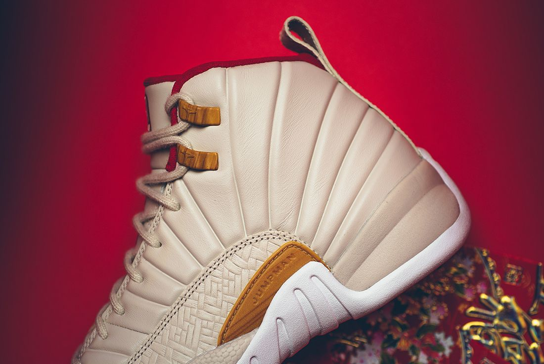 Air Jordan 12 Gs Chinese New Year6