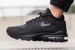 Nike Air Max 93 Triple Black Thumb