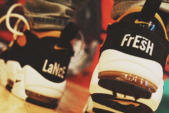 Lance Fresh Nike Air Money 6