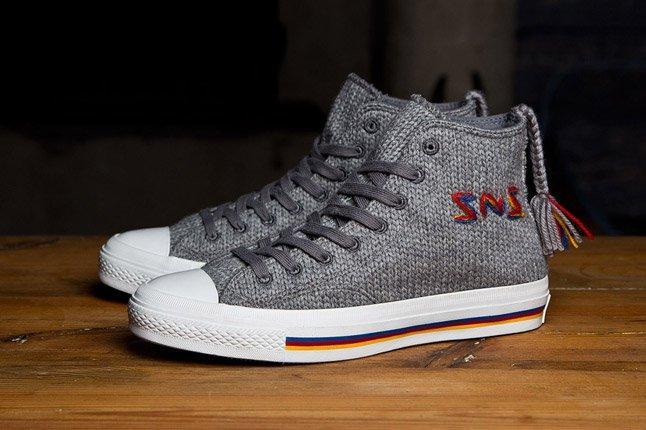 Sneakersnstuff X Converse Lovikka All Star Profile 1