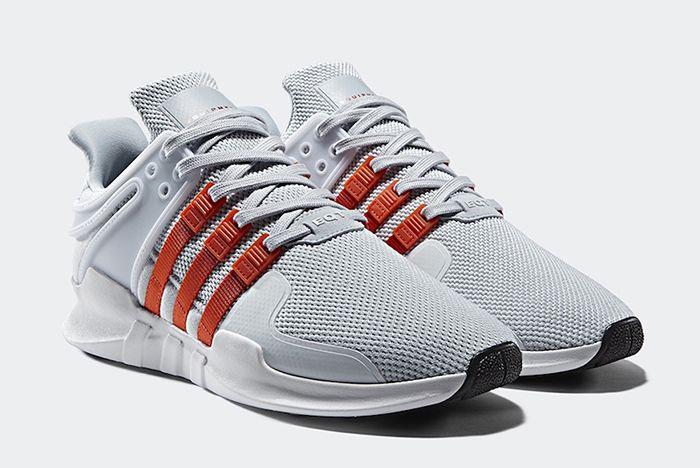 Adidas Eqt Support Bold Orange Pack