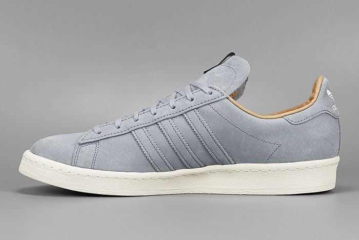 High Snobiety X Adidas Campus 80 3