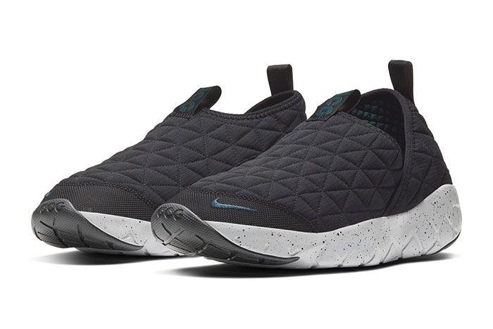 Nike Acg Moc 3 Black Front Angle