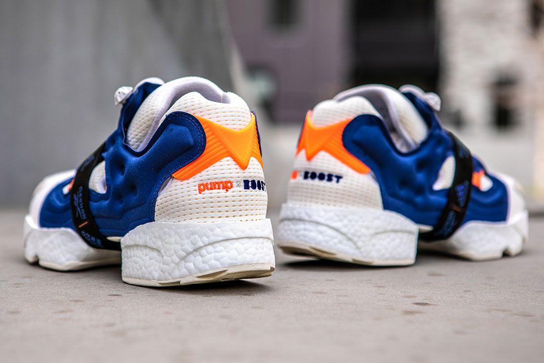 Reebok Adidas Instapump Fury Boost Prototype Sneaker Freaker Heel6