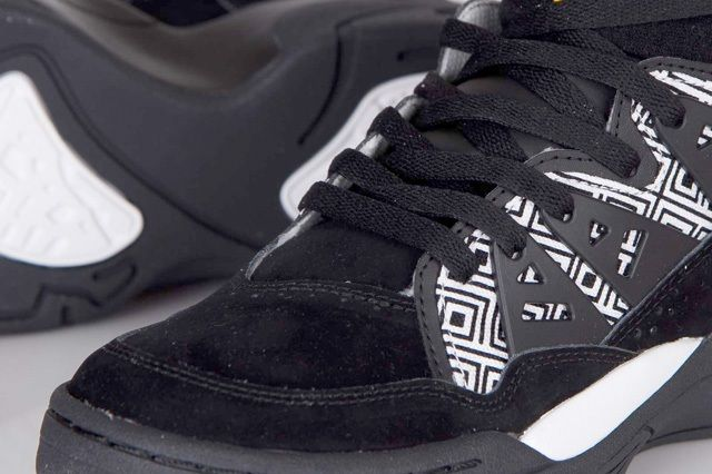 Adidas Mutombo Black White Bump 3