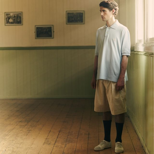Nigel Cabourn Fred Perry 6