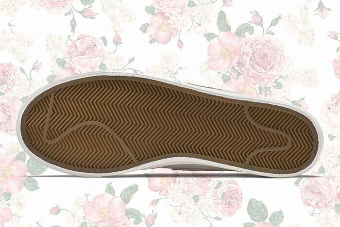 Nike Sb Zoom Blazer Flower 3