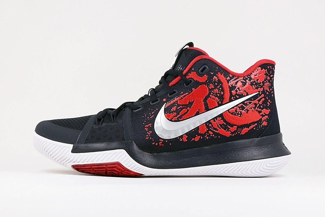 Nike Kyrie 3 Samurai2