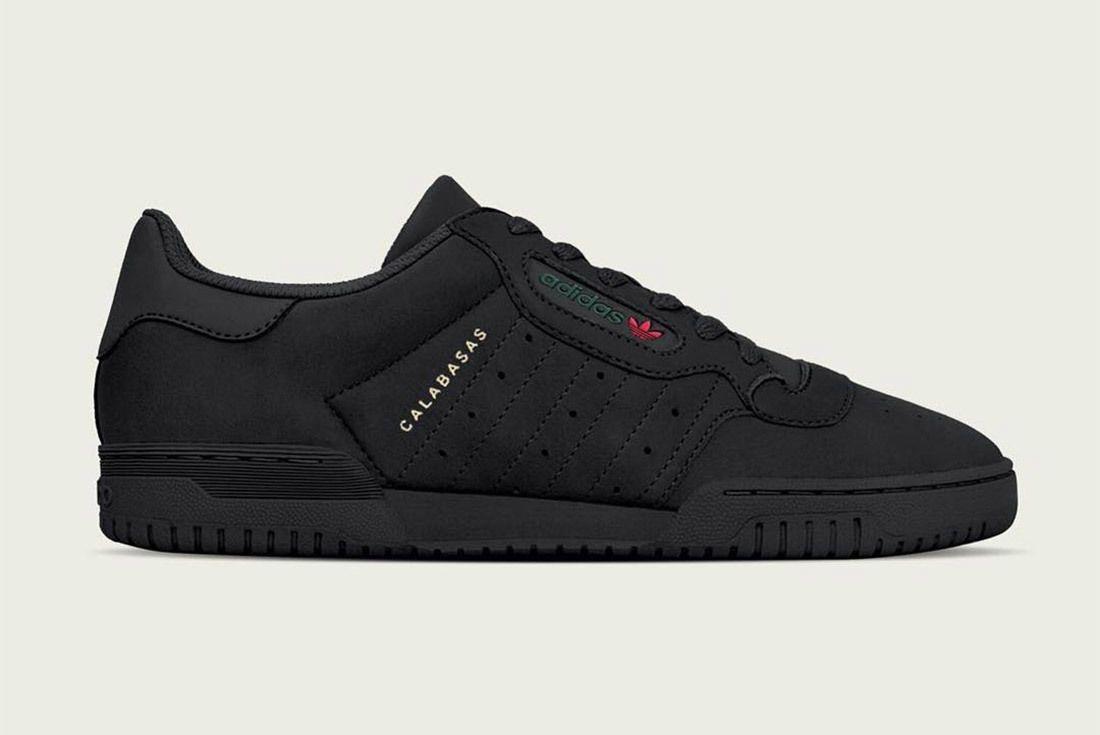 Adidas Yeezy Powerphase Calabasas Black 2018 Release Date 1