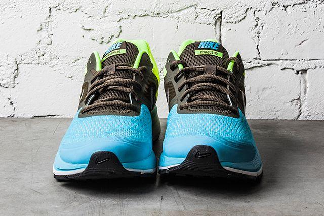 Nike Air Pegasus 30 Gamma Blue Dark Loden 4