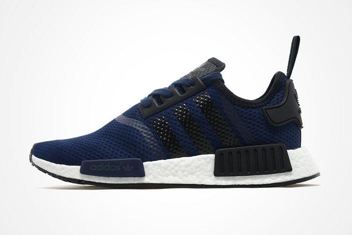Adidas Originals Nmd R1 Dark Blue A 1