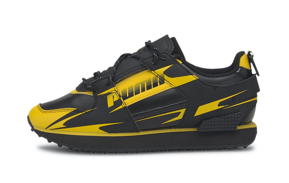 Central Saint Martins x PUMA Mile Rider