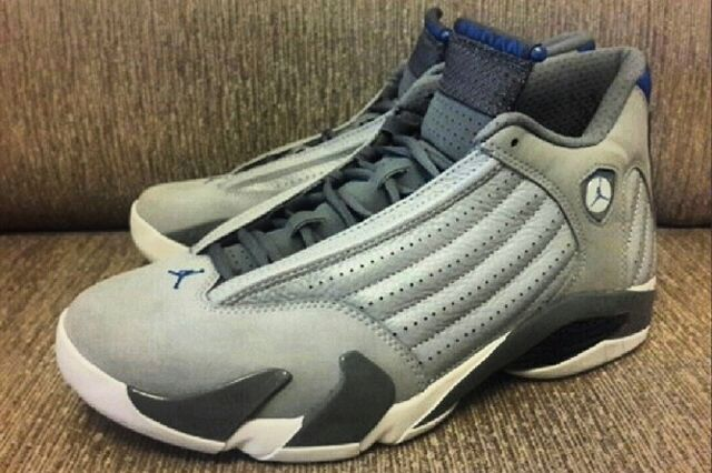 Air Jordan Sport Blue 14