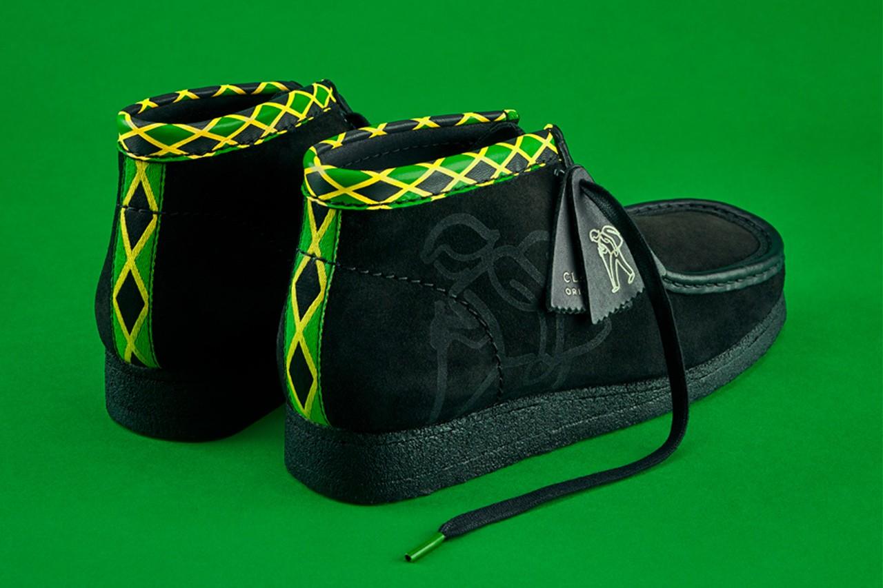 Clarks Jamaica Pack Wallabee