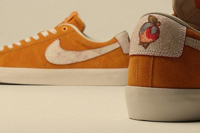 Nike Sb Blazer Dirty Peach 8