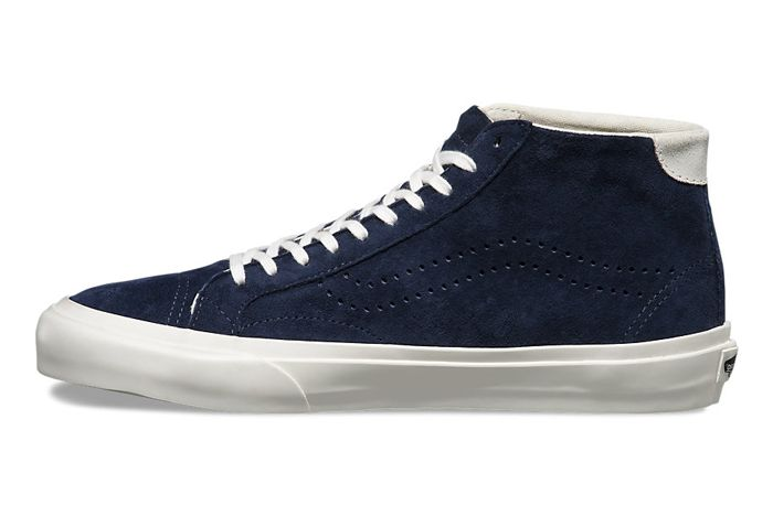 Vans Court Mid Dx Pig Suede Pack