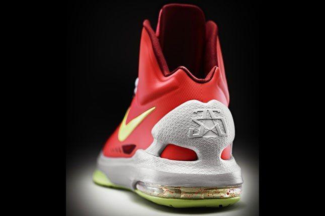 Kevin Durant Shoe Heel 1