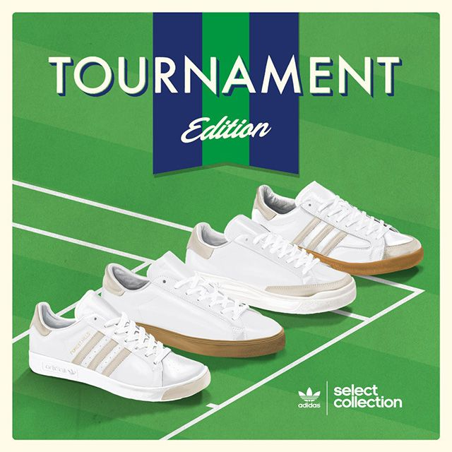 Adidas Originals Select Collection Tournament Edition 3