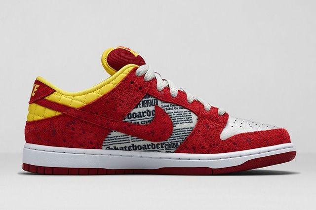 Nike Sb Dunk Low Rukus 6
