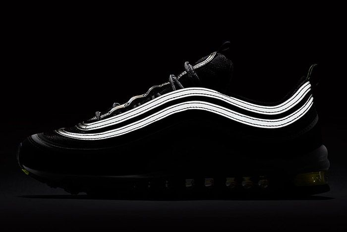 Nike Air Max 97 Og Black Neon Yellow 1
