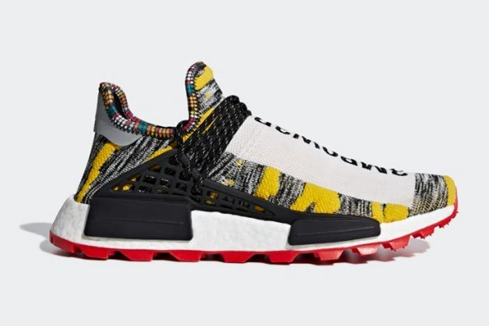 Pharrell Williams Solar Hu Lookbook Plate 2