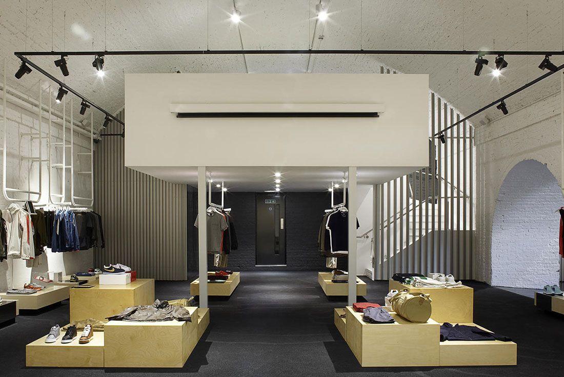 Nikelab London Inside