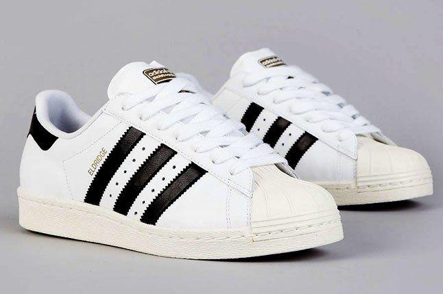 Eldridge Adidas Superstar 1