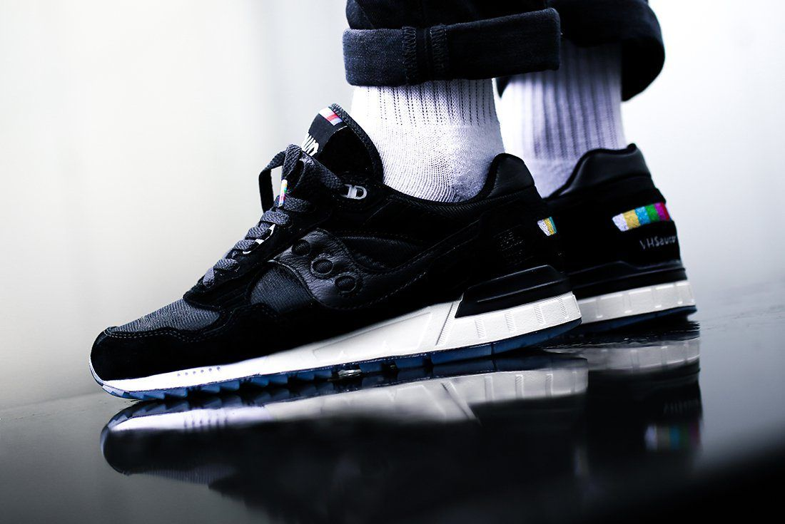 The Good Will Out X Saucony Shadow 5000 Vhs25