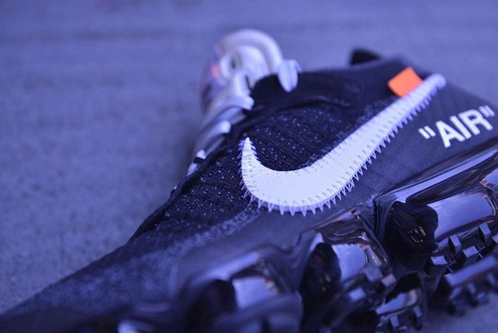 Off White Nike Vapormax Black 7