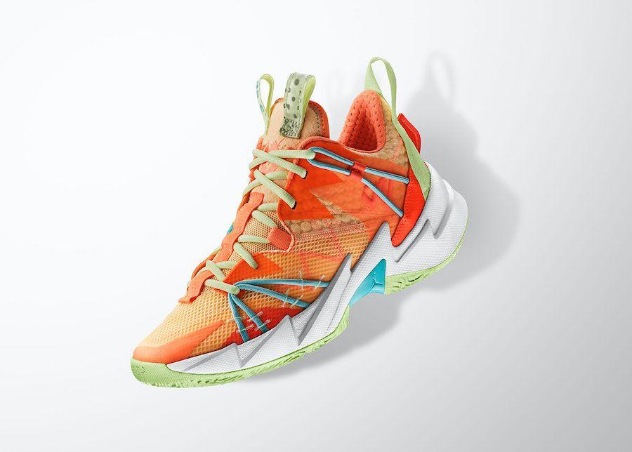 Jordan Why Not Zer0.3 SE 'Atomic Orange'