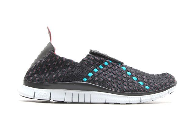Nike Free Woven 4 0 Sideview