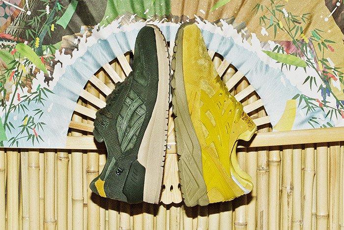 Asics Gel Respector Tanabata Pack