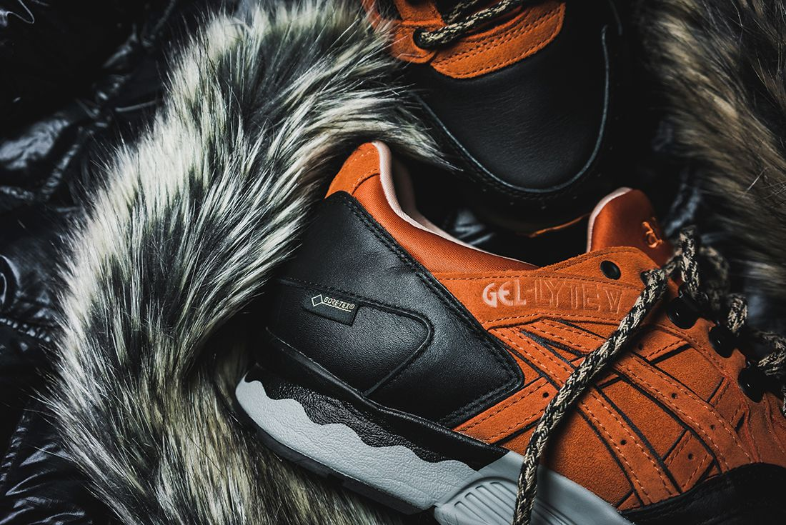 Packer Shoes X Asics Gel Lyte V Scary Cold6