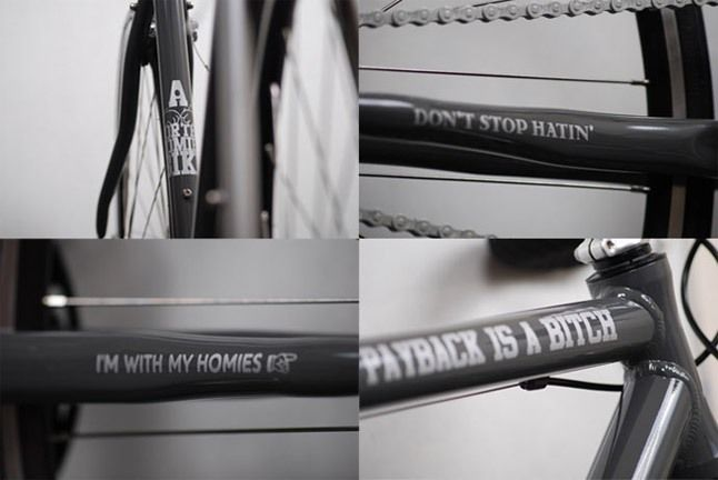 For The Homies Bike 1