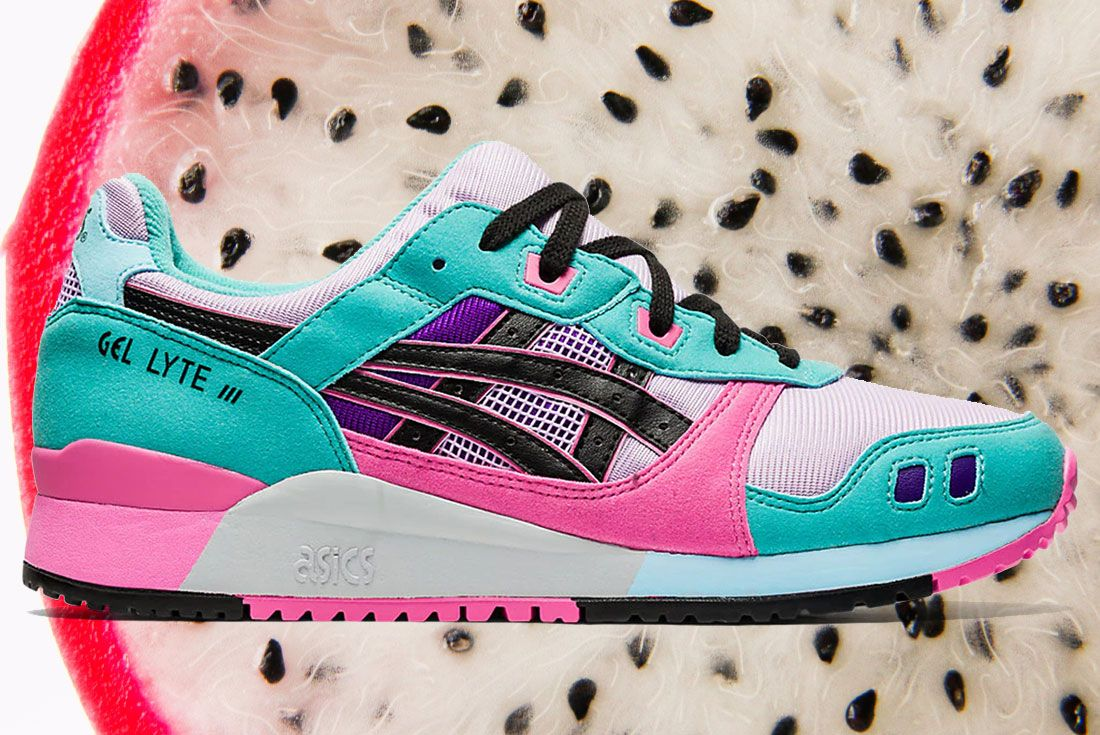 ASICS GEL-Lyte III Dragon Fruit 1201A051.500