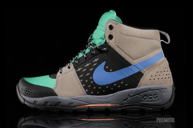 Nike Air Alder Mid Gamma Green Distance Blue 1