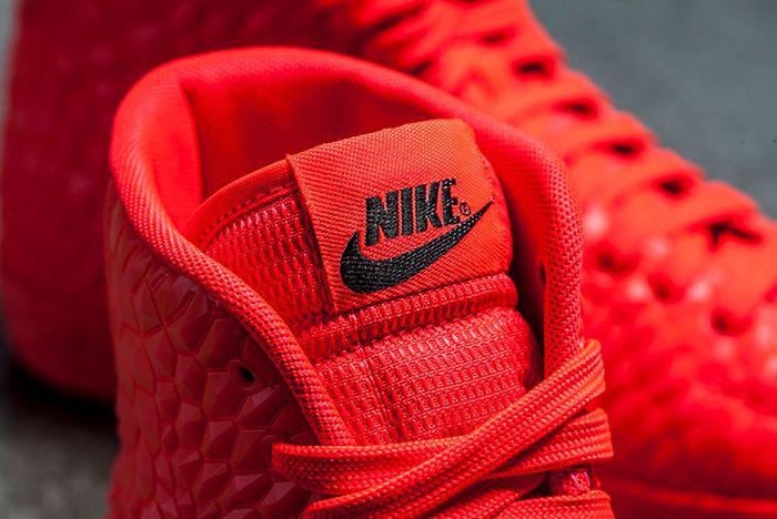 Nike Blazer Mid Dmb Bright Crimson 2